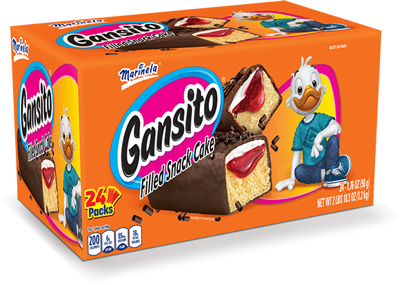 Gansito 24 packs