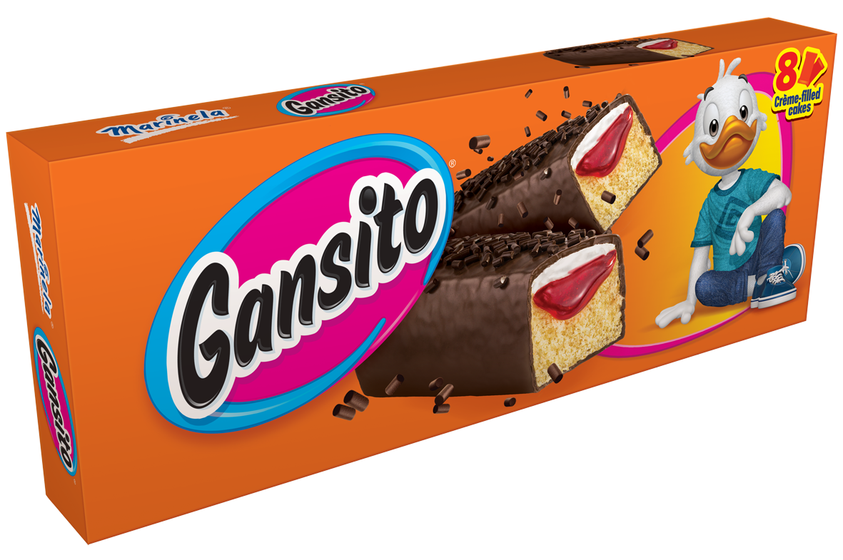 Gansito 8 packs