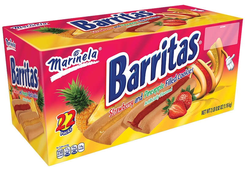 Barritas 22 packs