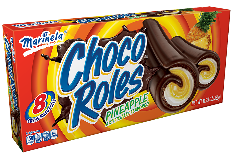 Chocoroles 8 packs